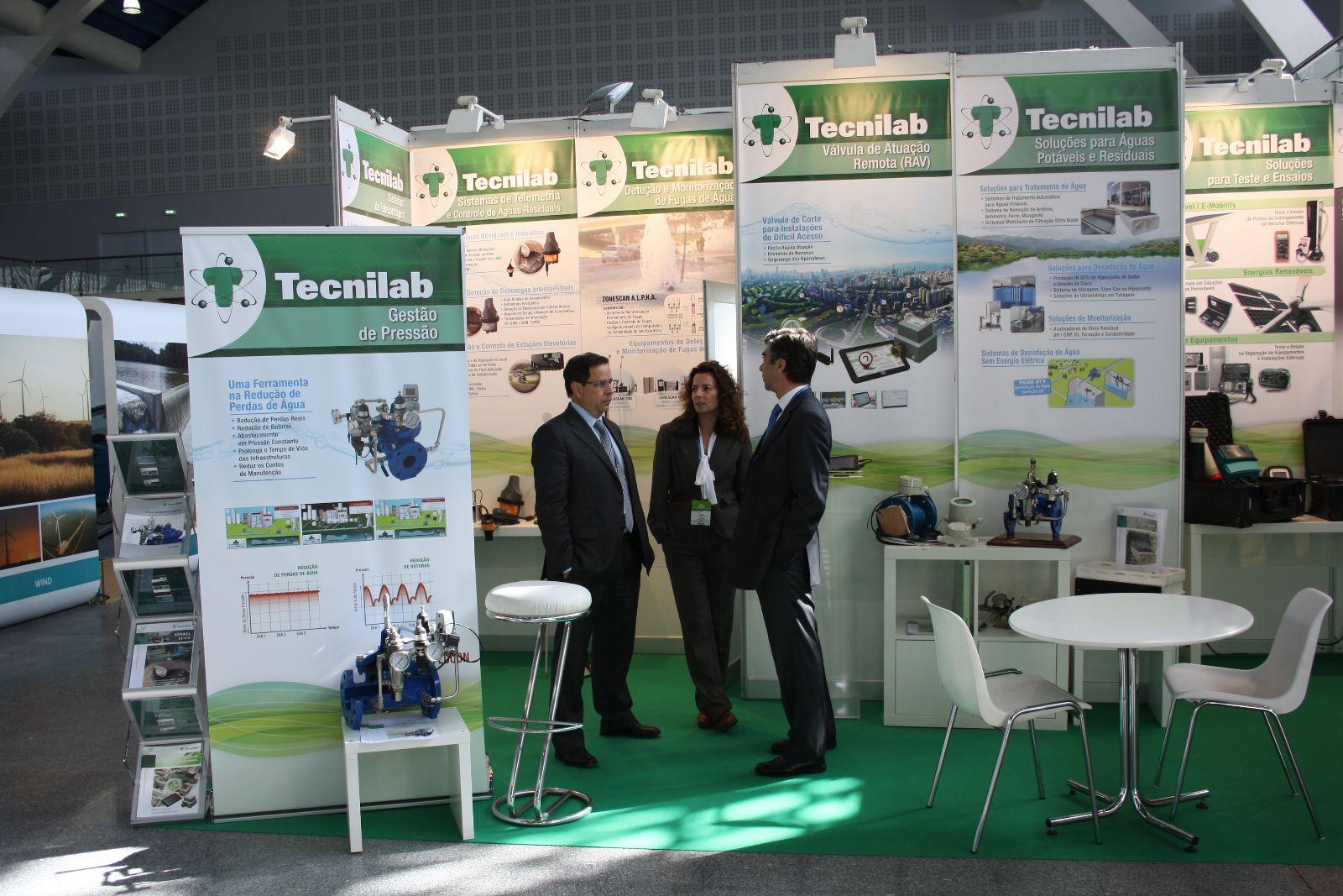 A Tecnilab na Green Business Week 2017